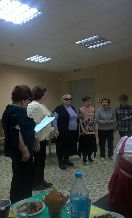 В Центре реабилитации инвалидов ООО «Арзамасское ПО «Автопровод» была проведена вечеринка Клуба выходного дня